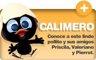 Jogo do Calimero – Discovery Kids