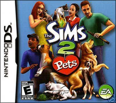 descargar Los Sims 2 - Mascotas para nintendo ds