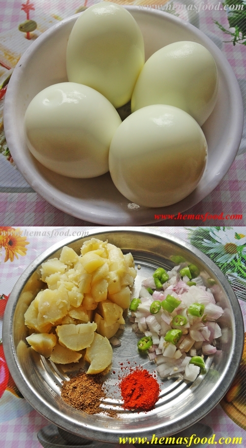 Indian food recipes hemas kitchen heres a egg bonda recipe with a twist where egg yolk replaced with potato masala this snack is real yummy and delicious forumfinder Choice Image