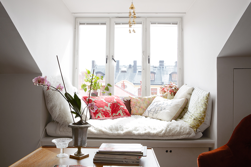 My scandinavian home a quirky stockholm loft for Quirky home
