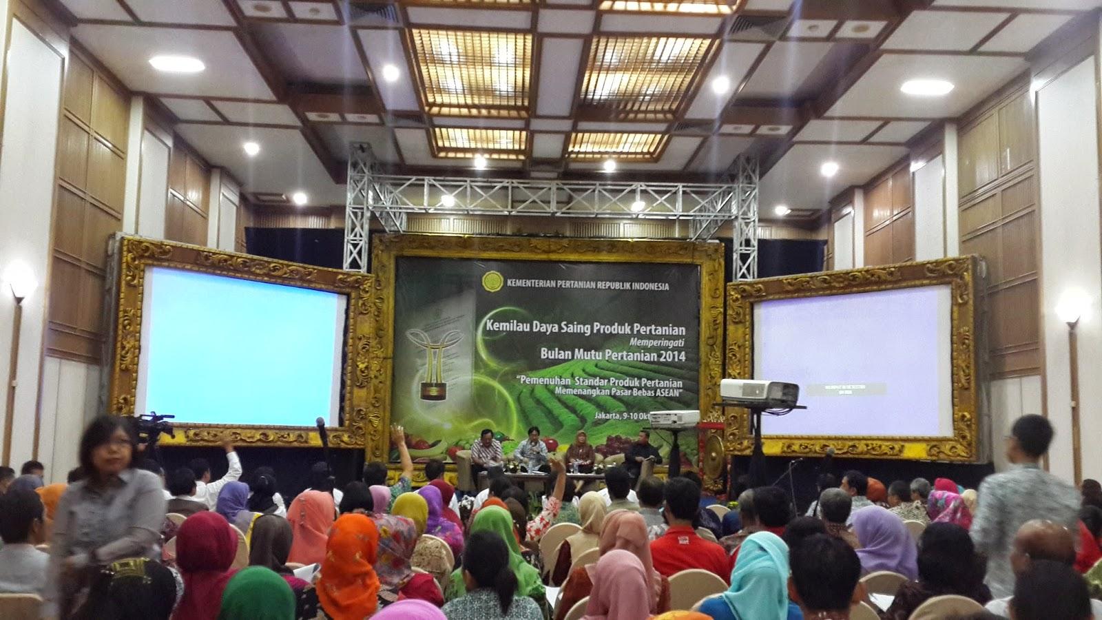 Subdit Standardisasi Pphp Seminar Bulan Mutu Ditjen Pphp 2014