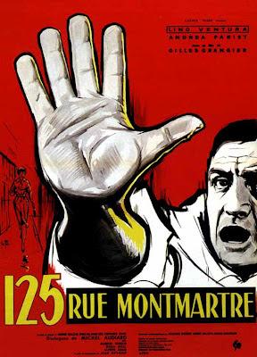 125 rue Montmartre de Gilles Grangier