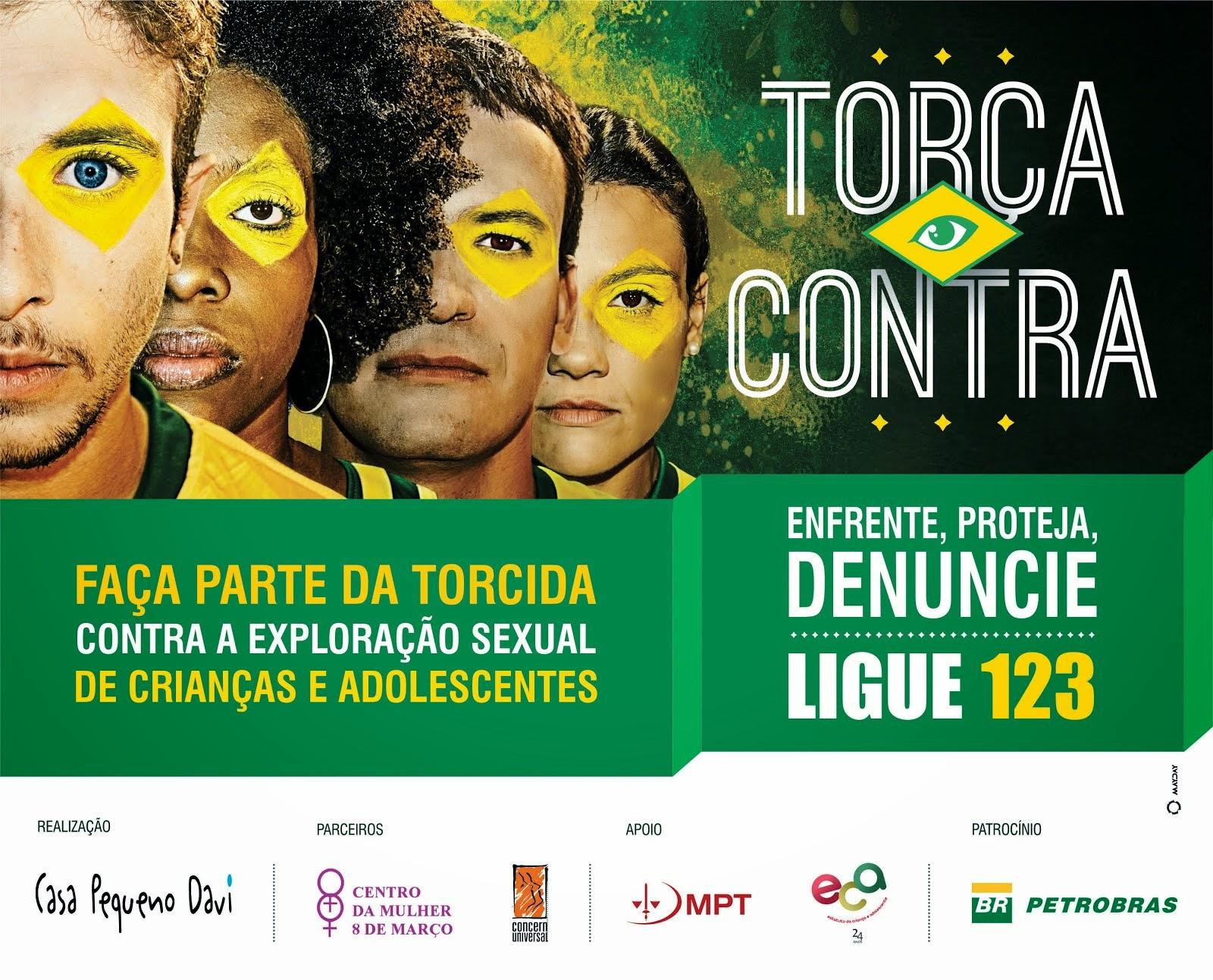 """""""Torça Contra"""""""