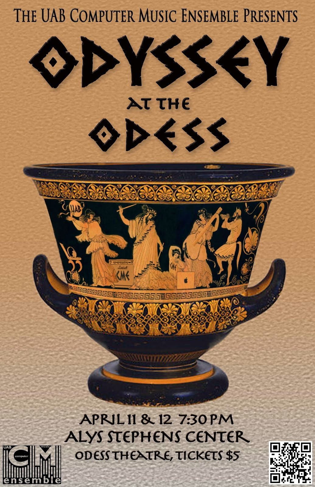 Odyssey at the Odess