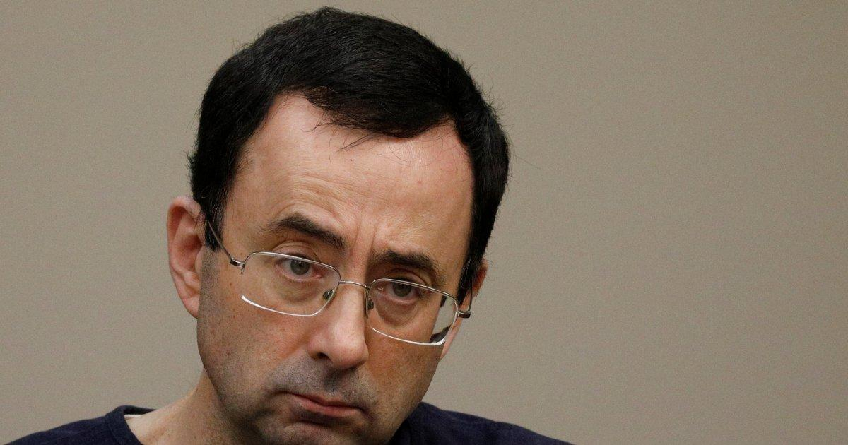 GYMNASTICS DOCTOR SENTENCED TO 175 YEARS IN PRISON