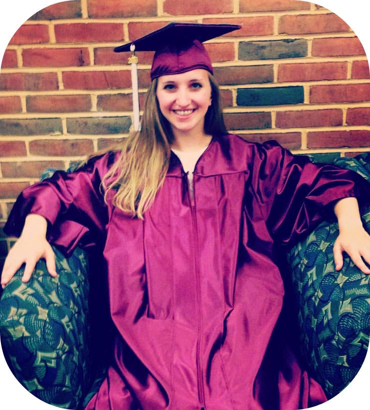 High School graduate!