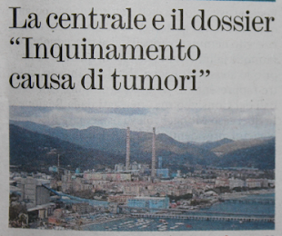 CENTRALE, PERIZIA CHOC IN PROCURA