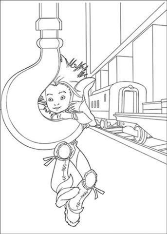 Coloring Pages Fun: February 2012