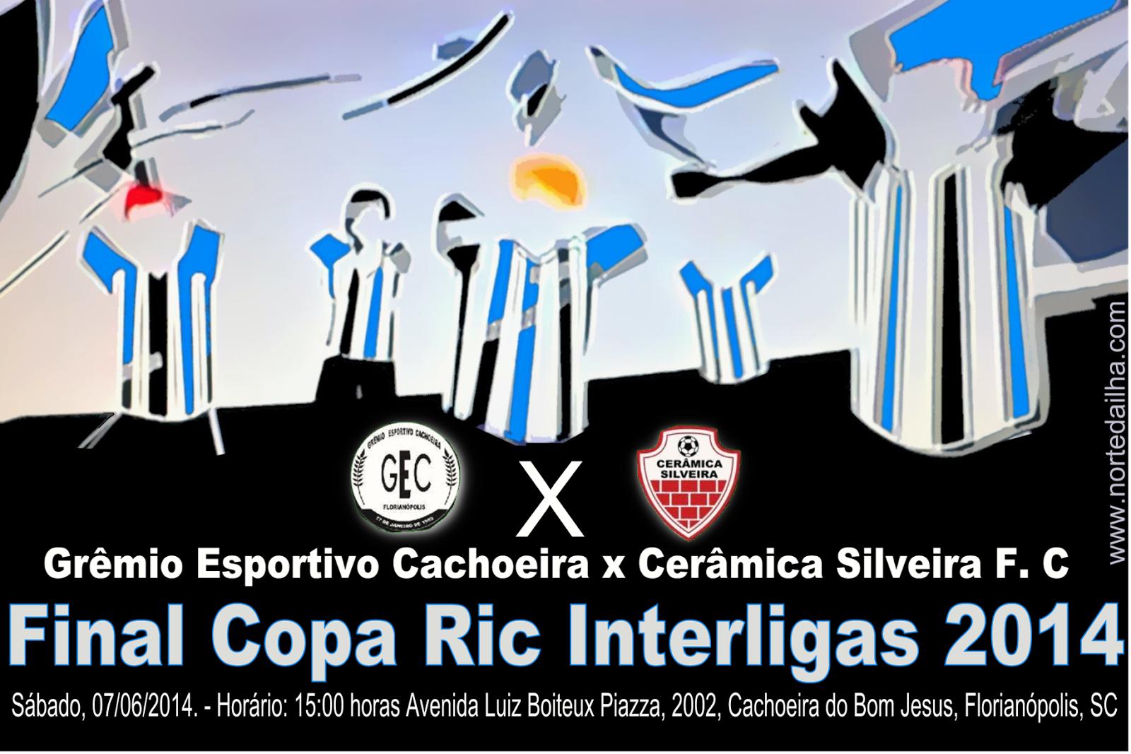 Grande Final da Copa Ric Interligas 2014