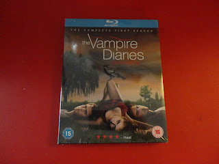 Vampire Diaries DVD