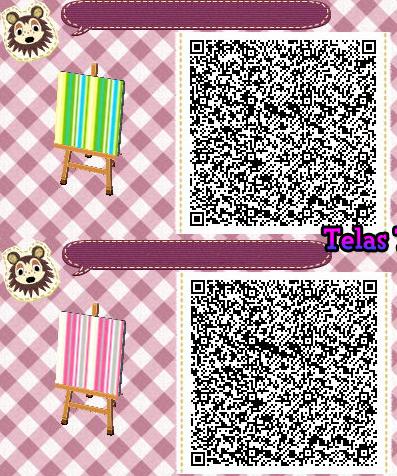 La Bonne F 233 E Qr Codes Acnl Animal Crossing Aux Couleurs