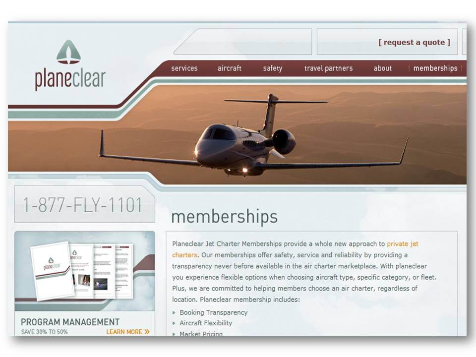Visit Malaysia Planeclear Private Jet Membership