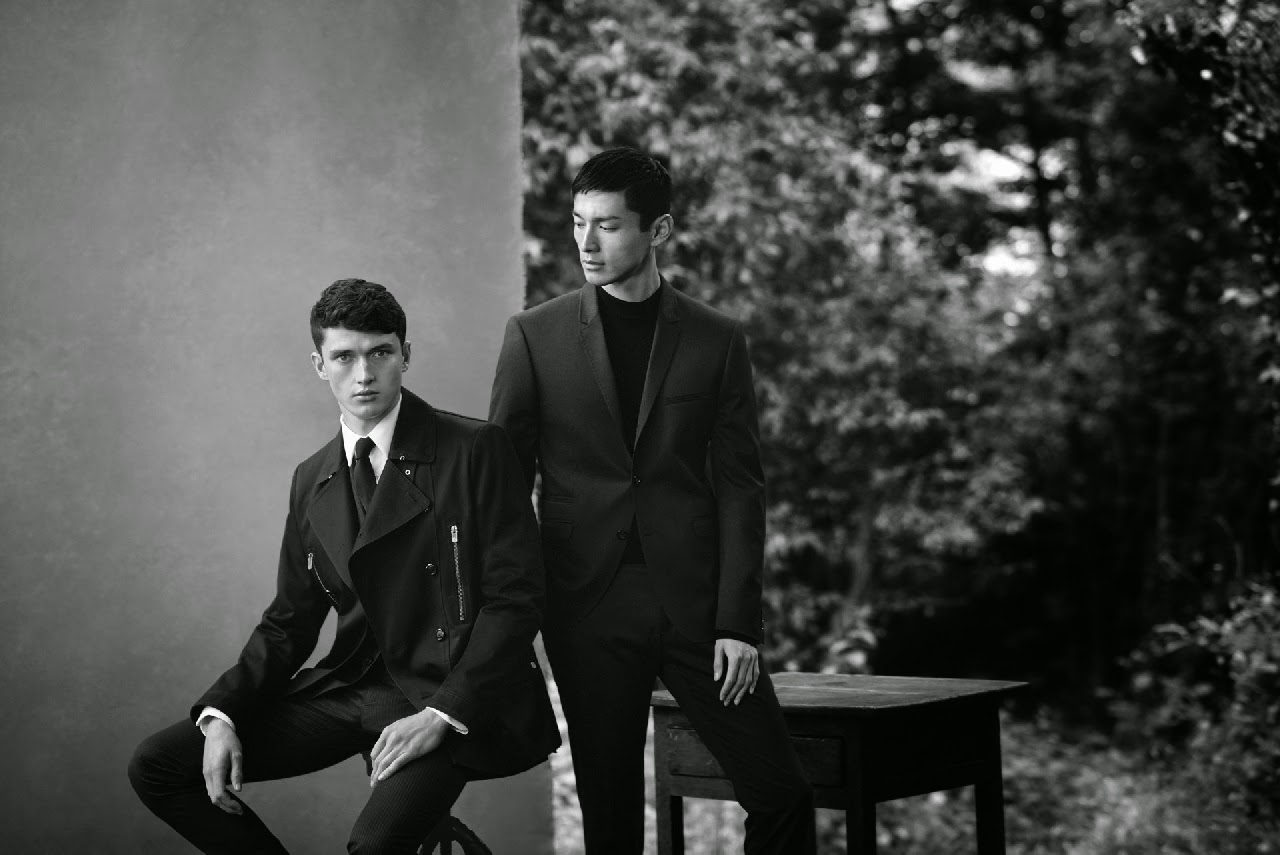 Zara Man Fall/Winter 2014 Campaign