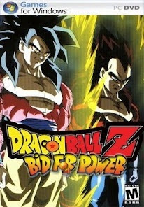 Cover Dragon Ball Z: Bid For Power | www.wizyuloverz.com