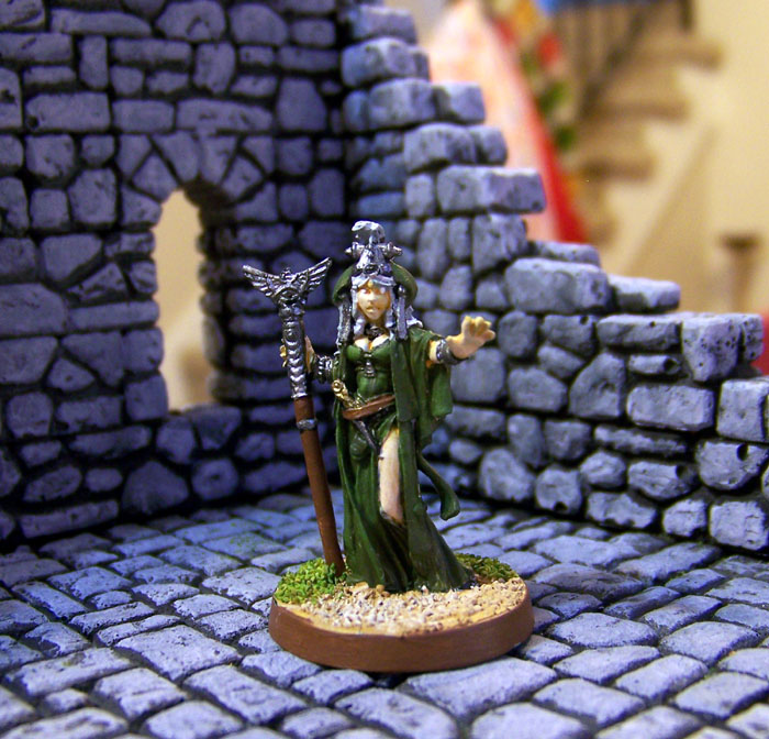 the army collector yvonna eladrin wizard