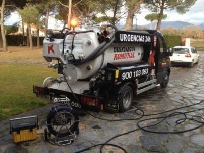 Limpieza de fosas sépticas en Granollers