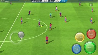 Download FIFA 16 Ultimate Team Apk
