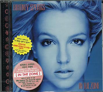 in the zone britney spears album cover - photo #8