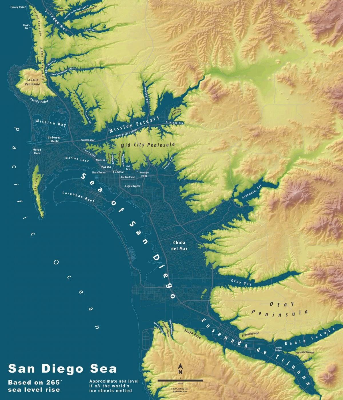 San Diego Sea