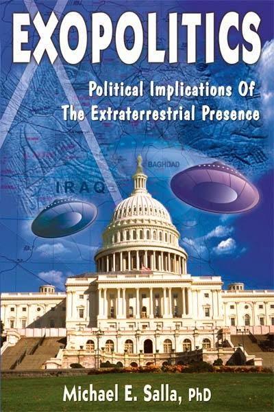 Livro escrito por Michael Salla