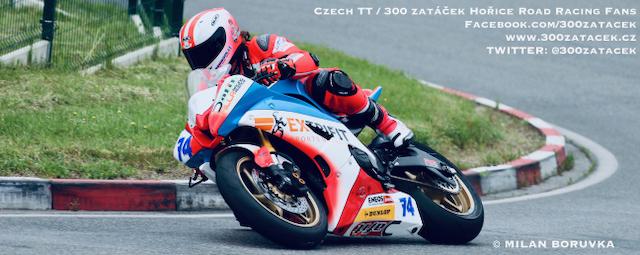 Czech TT / 300 zatáček Hořice Road Racing Fans