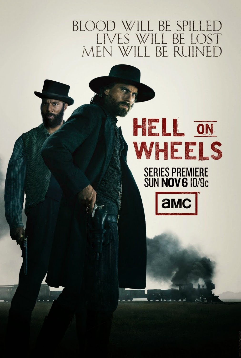 Hell on Wheels (2011- ) tainies online oipeirates