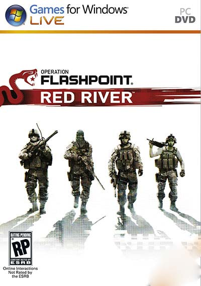 Operation Flashpoint Red River Download for PC
