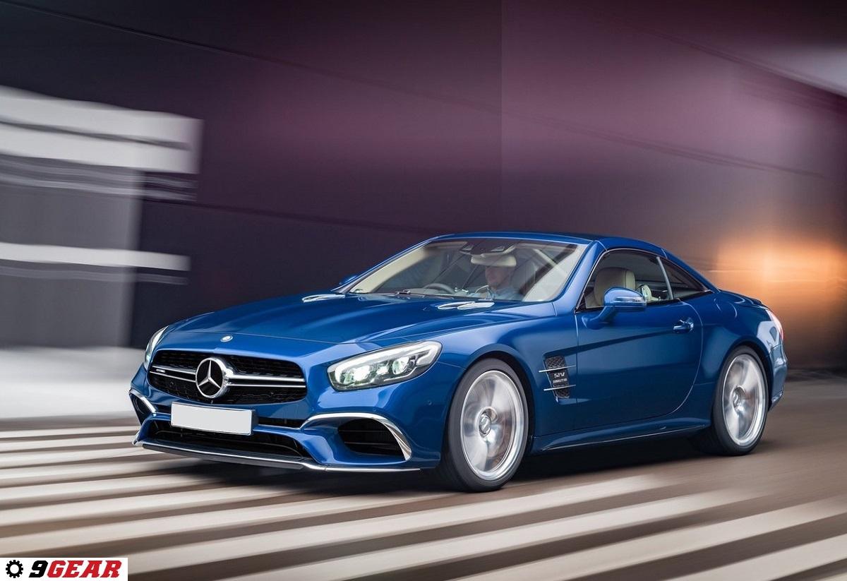 2017 Mercedes Benz Sl65 Amg Car Reviews New Car
