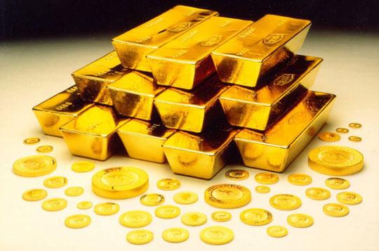 Thị trường vàng, giá vàng đang rẻ dần