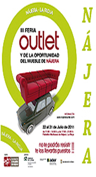 Mercadillos and markets feria outlet muebles - Outlet merkamueble ...