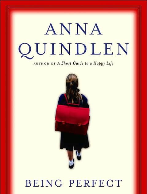 anna quindlen essays Anna quindlen on motherhood  until finally, far along, you realize that it is an endless essay no one knows anything one child responds well to positive reinforcement, another can be managed only with a stern voice and a timeout one boy is toilet trained at 3, his brother at 2  although we have to let you know that this isn't anna.