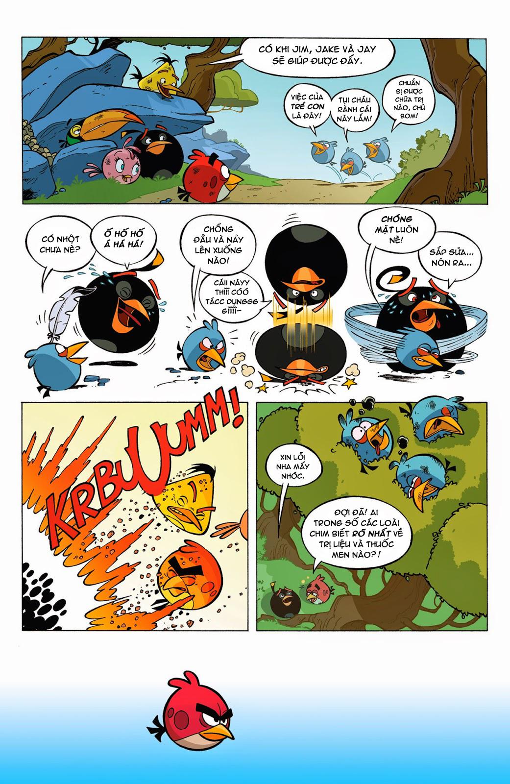 ANGRY BIRDS trang 8