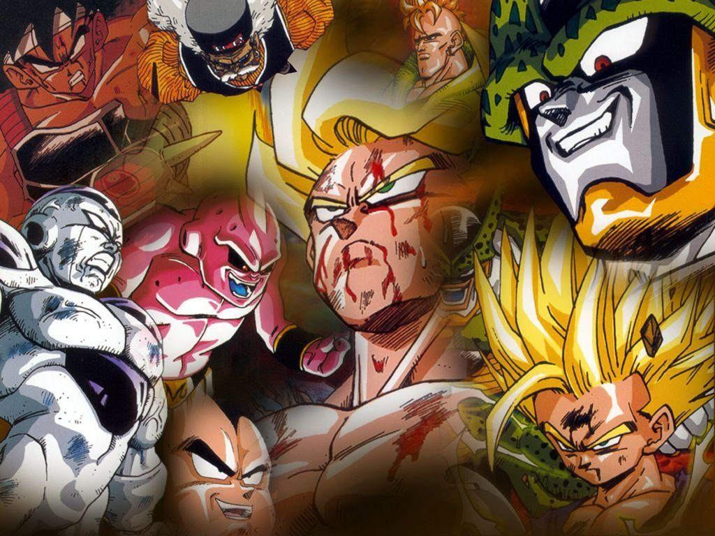 Imagenes de dragon ball z kai