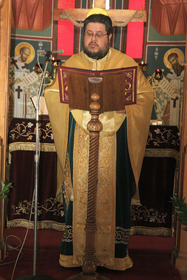Πρωτοπρεσβύτερος Βασίλειος Περουλάκης Μουσικοδιδάσκαλος Βυζαντινής Μουσικής.