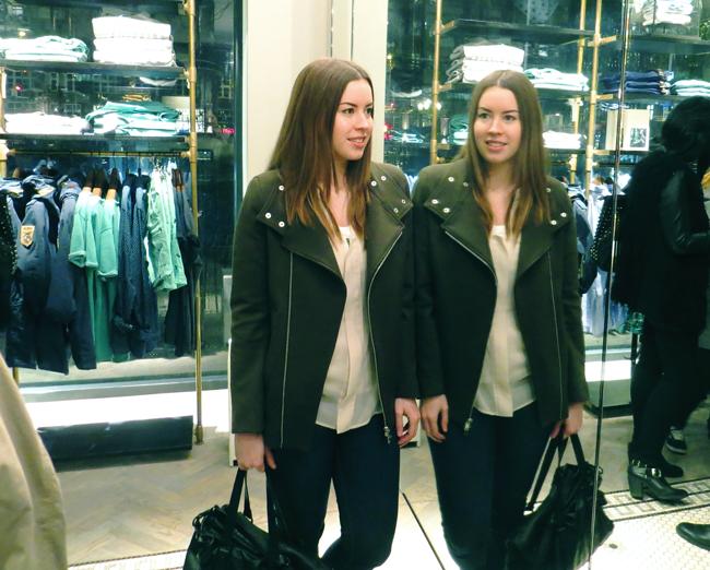 Zara Jacke, La Mode et Moi, Modeblog  Köln,