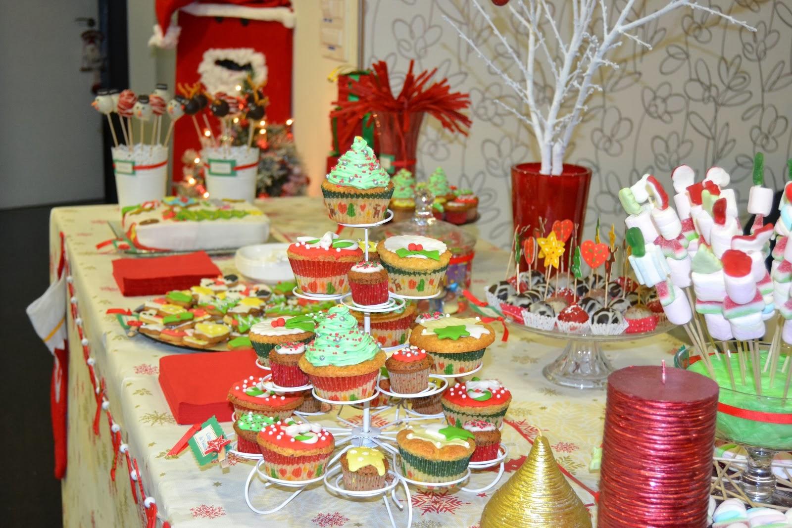 Cherryseme inspiraci n mesas dulces para navidad - Mesas dulces de navidad ...