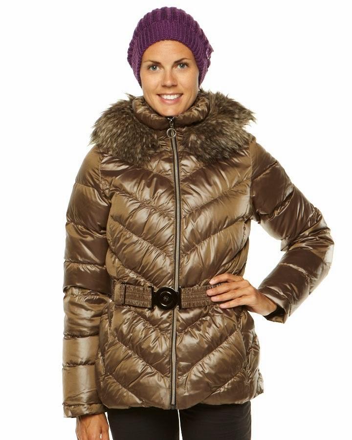 Veste de ski femme poivre blanc hiver