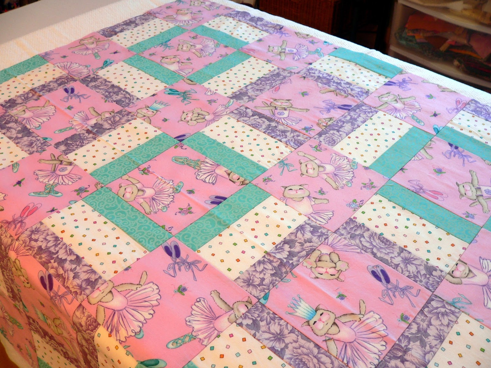 asimplelife Quilts: Walking Foot Quilting with Juki