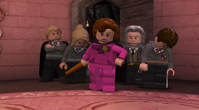 LEGO Harry Potter  Years 5-7 RELOADED