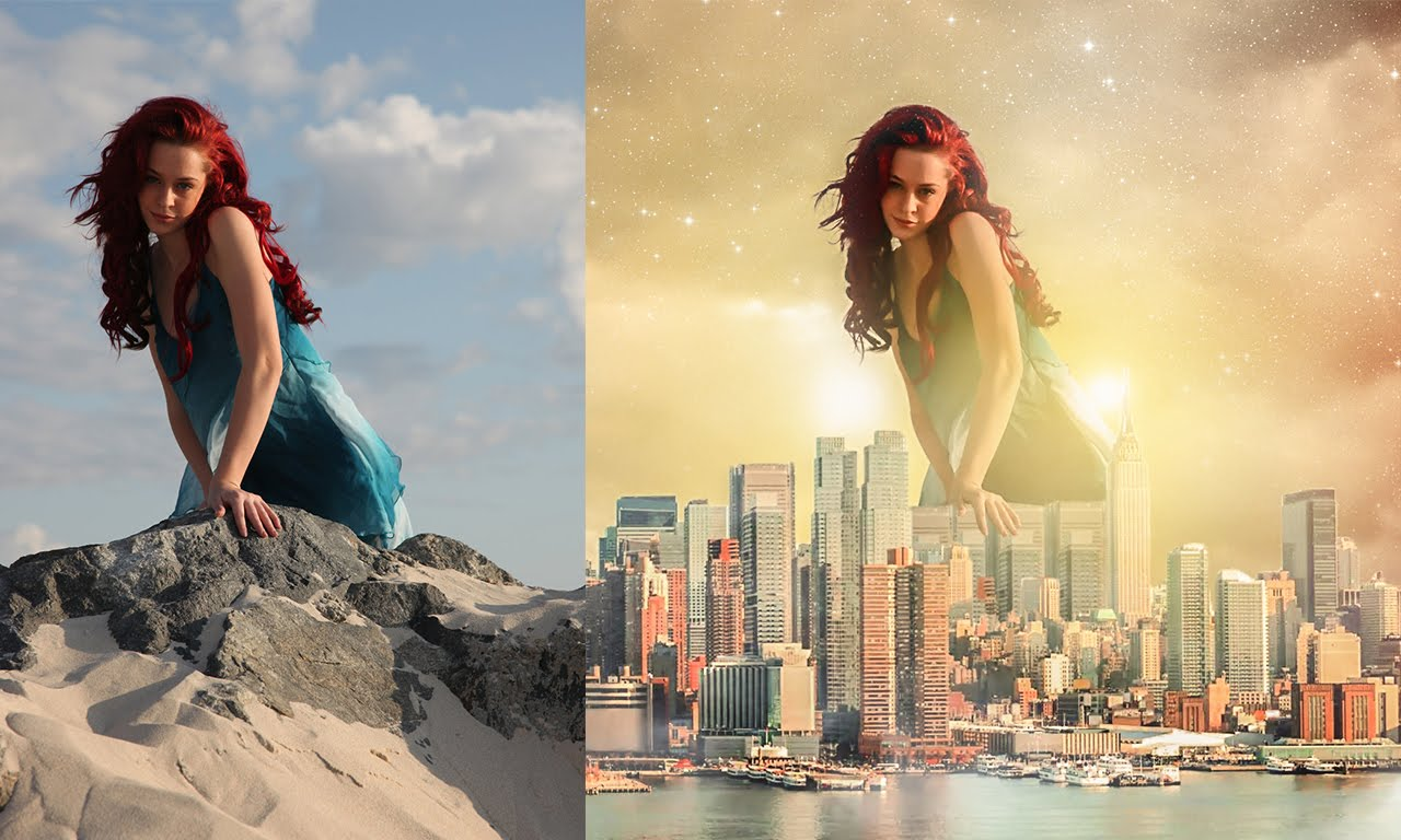 photoshop photo manipulation