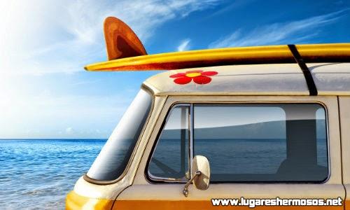 5 playas imperdibles y especiales para surfistas