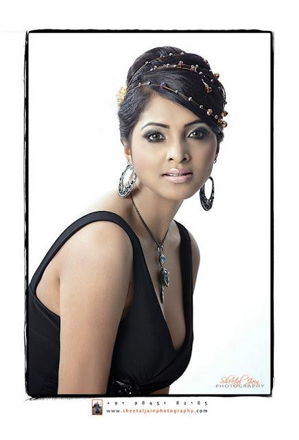 Actress Sanchita Padukone Photoshoot