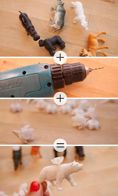 Reciclatex Cómo hacer velas de cumpleaños decorativas de animales