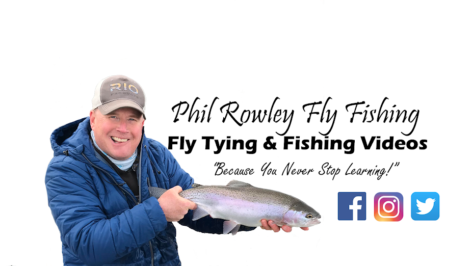 Phil Rowley Fly Fishing