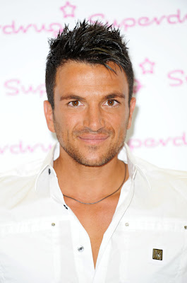 PETER ANDRE COOL HAIRSTYLES