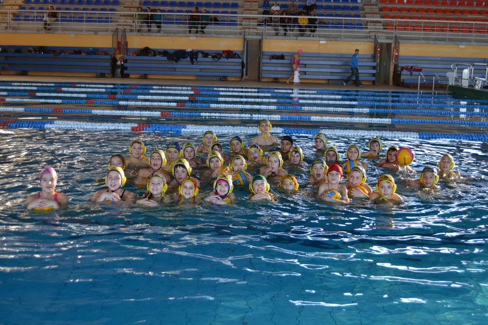 Waterpolo pontevedra blog tercera jornada de la liga for Piscina campolongo