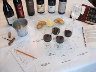 How to Setup a Wine Tasting
