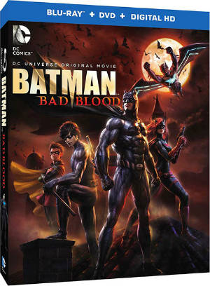Baixar Batman Bad Blood 2016 Batman: Sangue Ruim BRRip XviD & RMVB Legendado Download