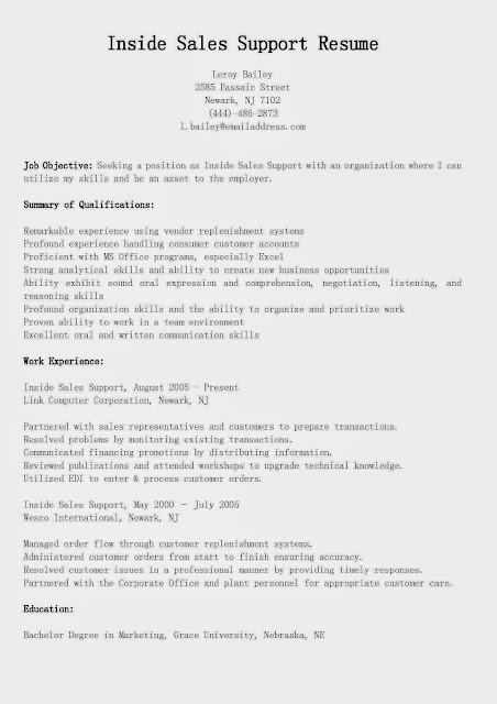 great sle resume resume sles it remote support