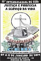 Vem aí o  13º Intereclesial das CEBs